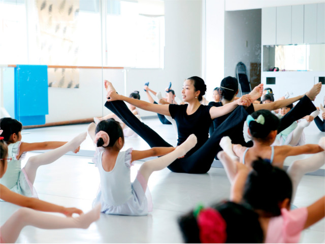 身体を動かす習い事が子供の成長を助ける!?