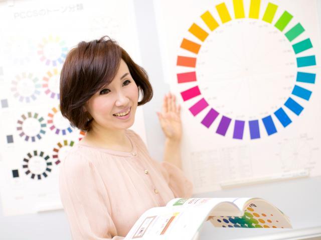 岡山 カラーデザインoffice&色彩検定・UC級スクール 7color:三ッ星レッスン 岡山