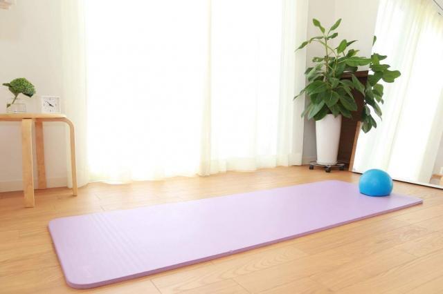 愛媛 新居浜 西条 四国中央 お子さま連れOK! Happy pilates:三ッ星レッスン 岡山