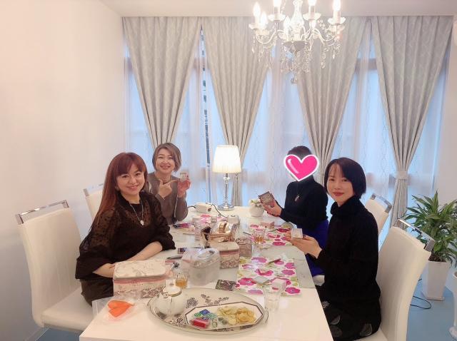 京都 オーダーjewelry&レッスン Plaisir:三ッ星レッスン 岡山